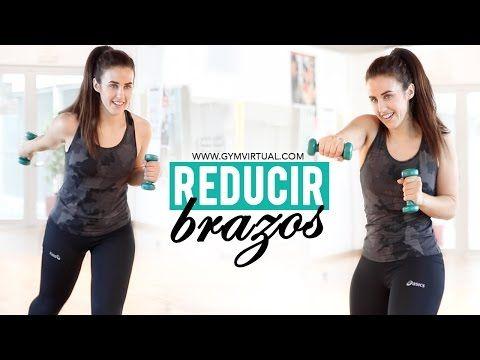 Rutina de tríceps y hombros con mancuernas - YouTube