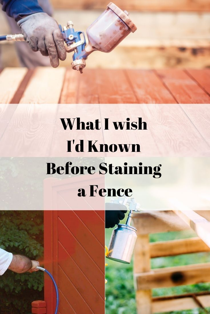 Best fence stain sprayer for 2021 stain your way to