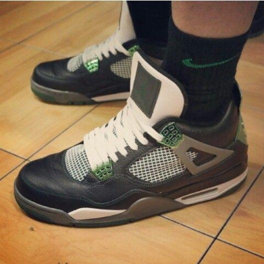 Air Jordan 4 mens shoes