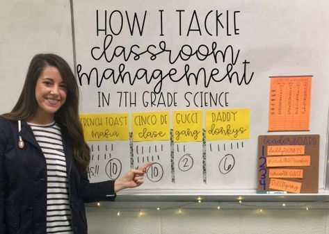 Class Management System for Middle/High School – The Magnolia Teacher