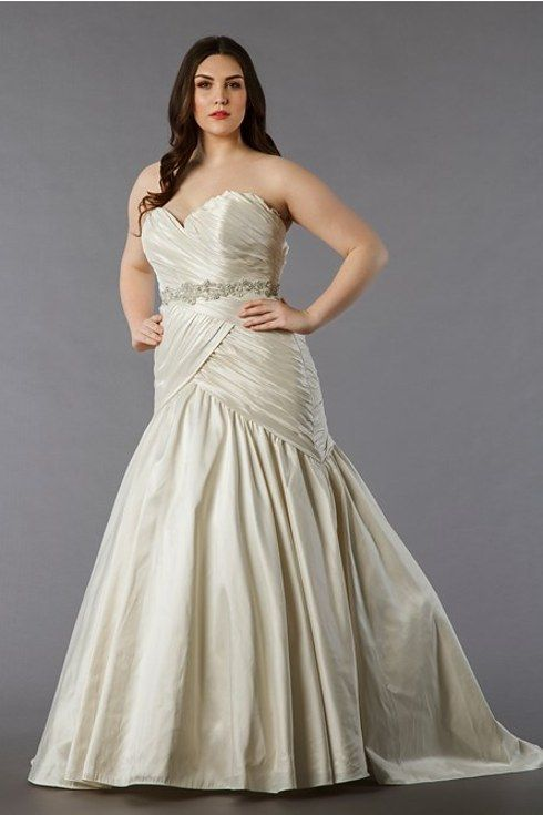 157 best images about my fall wedding for Plus size fall wedding dresses