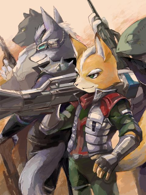 Star Fox Team TEGAKI Blog - - ののみち's Blog