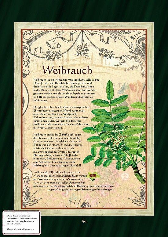 Weihrauch                                                       …