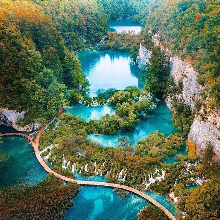 Magical Places In Croatia: Croatia In 2018