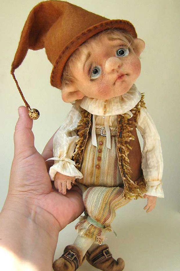 Desde Rusia, los juguetes de fieltro de Rina Bush: Vean sus creativos resultados - Guioteca