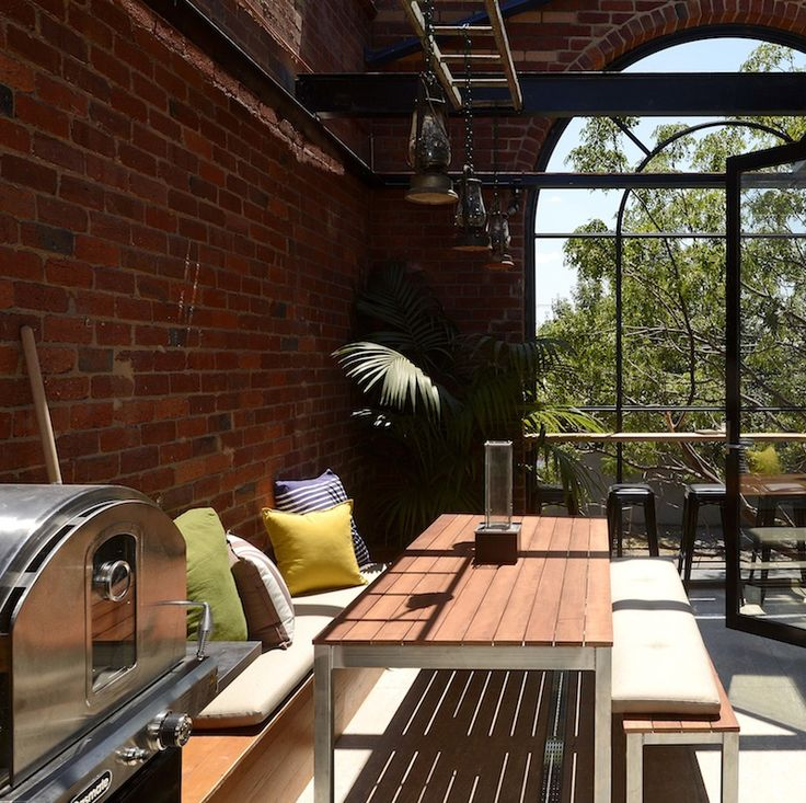 Kyal and Kara's Rooftop Terrace on The Block: Fans v Faves | The Block Shop - Channel 9