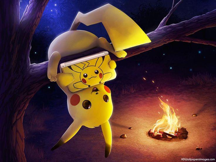pokemon pikachu hd wallpapers - Google Search