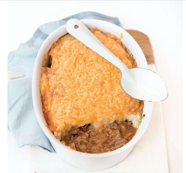 Shepherd's pie met bloemkool