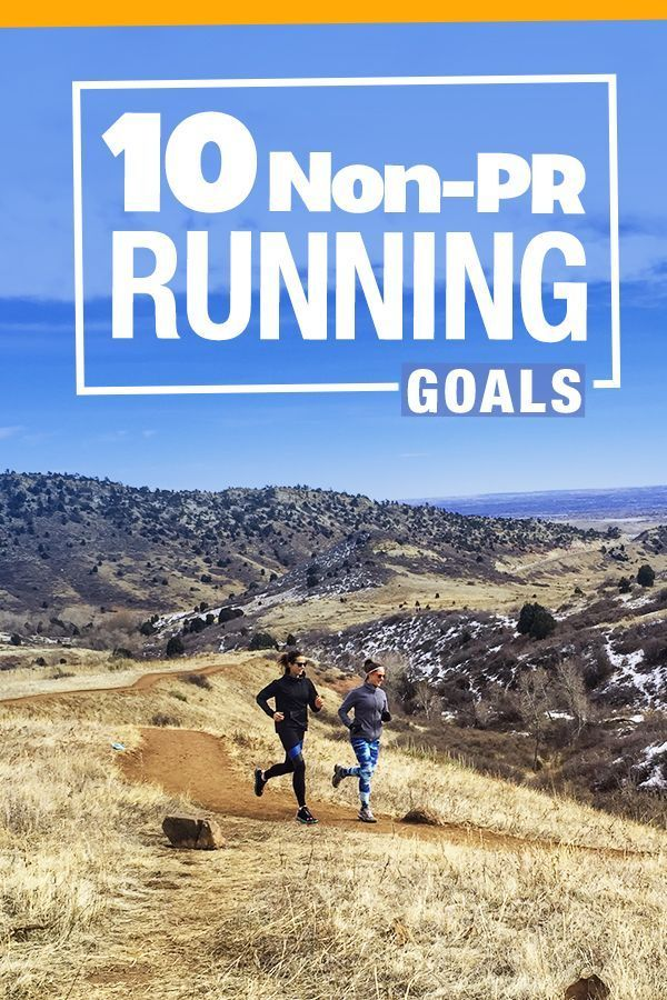 10 running goals not related to time to keep you motivated and running strong