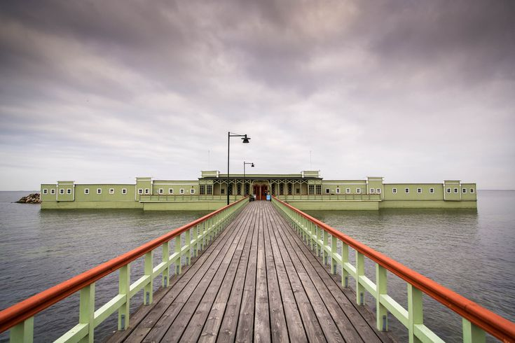 Ribersborgs kallbadhus, Malmö | Flickr – Compartilhamento de fotos!