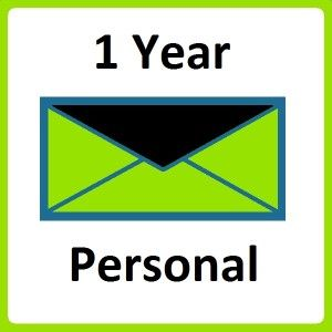 Email Marketing 1 Year Personal