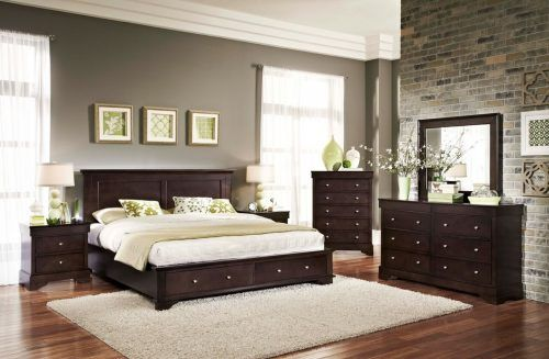 How To Make Your Espresso Bedroom Furniture Great Decorating