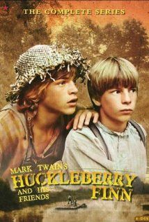 Huckleberry Finn and His Friends - summer holiday morning TV