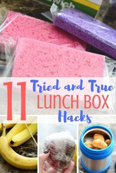 Through trial and error, I found some of the easiest ways to make mornings a breeze. See how you can become a lunch packing pro by checking out these 11 tried and true lunch box hacks.