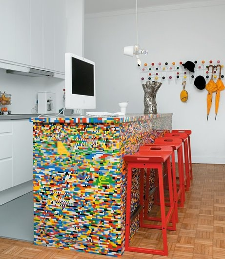 lego kitchen island