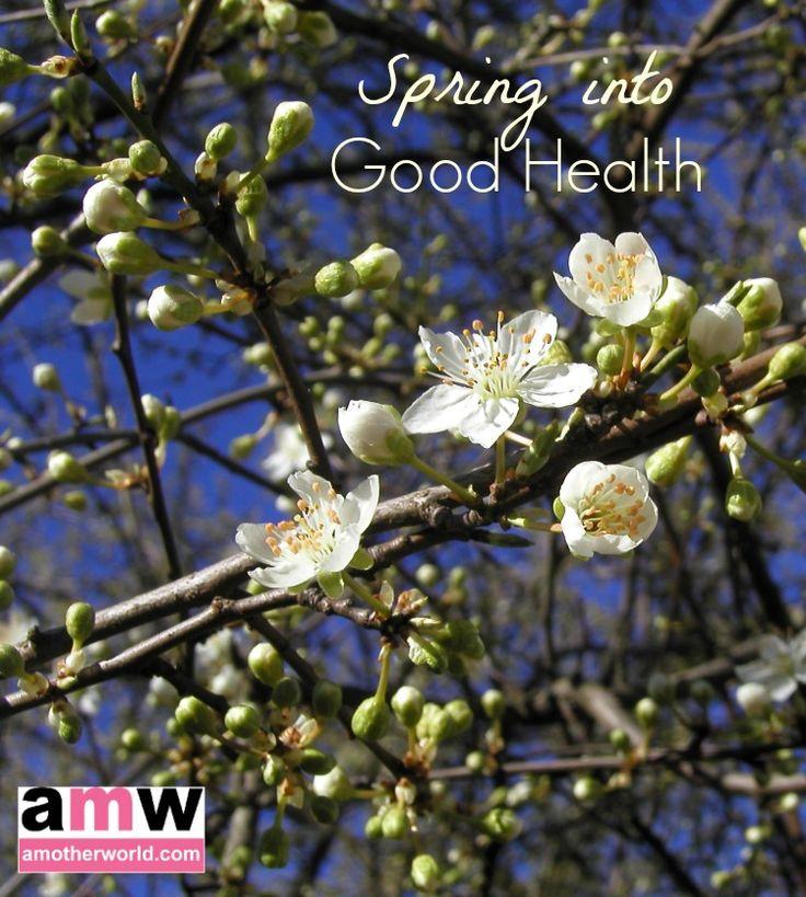 Spring Into Good Health