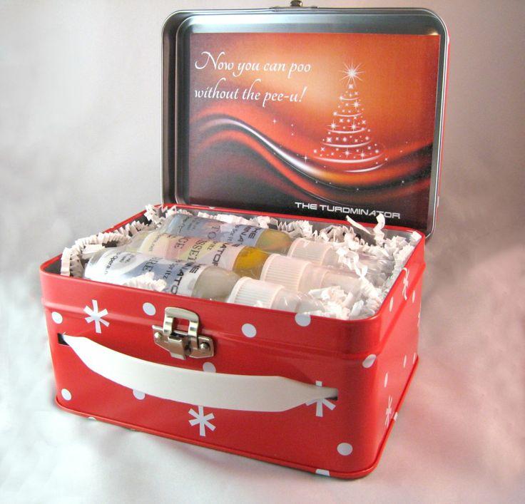 The Turdminator Pre Poo Spritz Holiday Box 6 Pack Plurk Sellers Pinterest