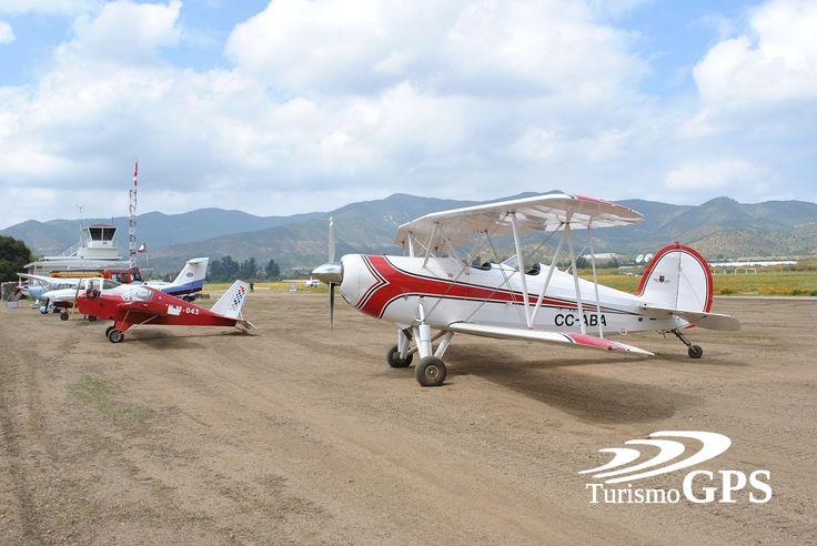 Tercer Festival Aéreo Curacaví 2014 http://www.turismogps.cl/sitio/
