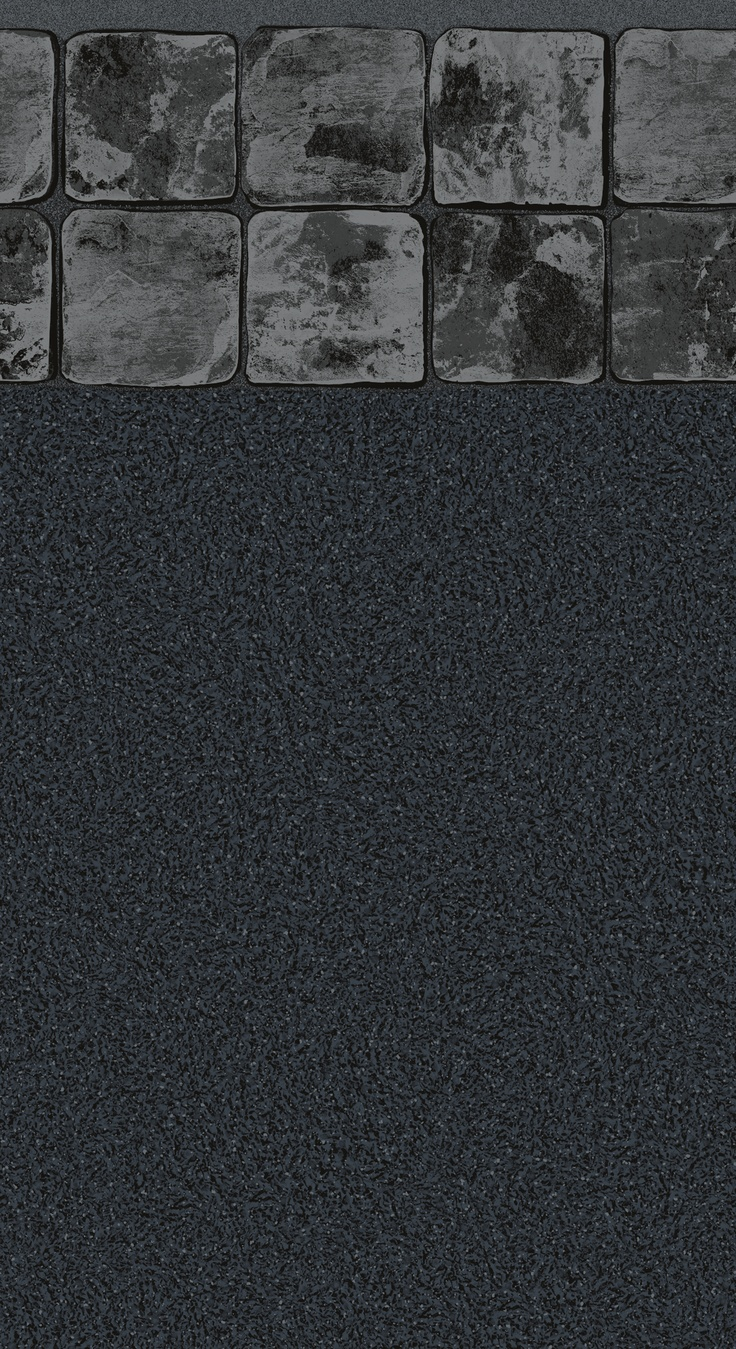 #Black #pool liner!! We selected this.  Getting very excited.  Can't wait till next week when digging begins.
