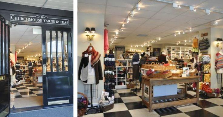 20 Yarn Shops We MUST Visit
