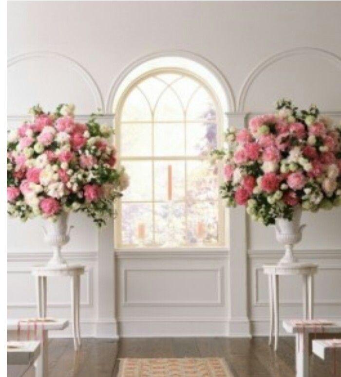 Altar Decorations For Wedding: 27 Best Altar Piece Images On Pinterest
