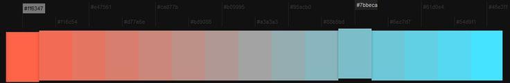 Colllor: web palette color generator