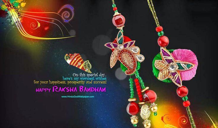 Raksha Bandhan Pictures With Quotes