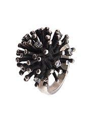 Кольцо Мастер Клио  Изделие выполнено из серебра 925 пробы; покрытие - родий черный родий.Значение веса на фото и в характеристиках являются примерными и могут отличаться от фактического.. Кольцо Мастер Клио промокоды купоны акции.