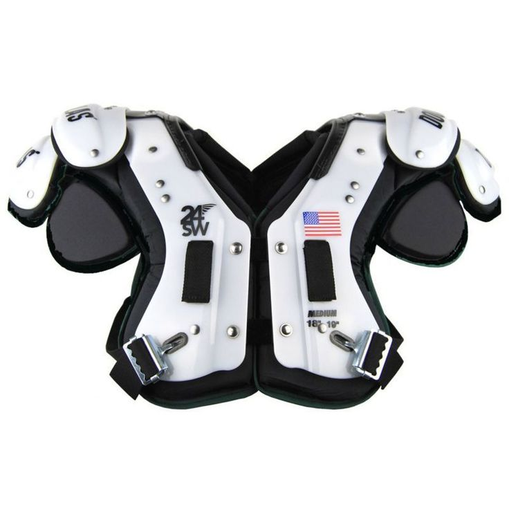 Douglas adult 24sw cantilever skill position shoulder pads