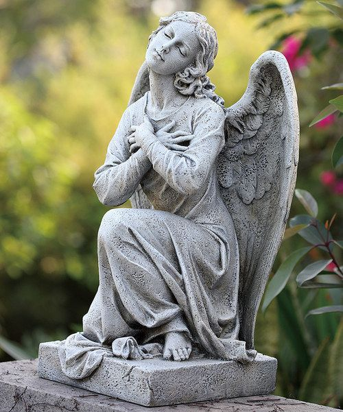 17 best images about praying hands on pinterest santa for Praying angel plant