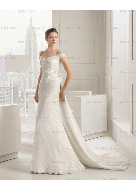 Salsa - abito da sposa - Rosa Clarà Haute Couture