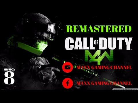 New on my channel: Call of Duty Modern Warfare 4 REMASTERED Mission 8 https://youtube.com/watch?v=Hnd7MMNNLUk
