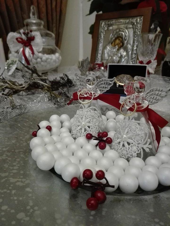 #Χριστουγεννιάτικη διακόσμηση# #engagement#