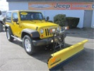 2009 Jeep Wrangler Yellow PLow http://www.iseecars.com/used-cars/used-jeep-wrangler-for-sale