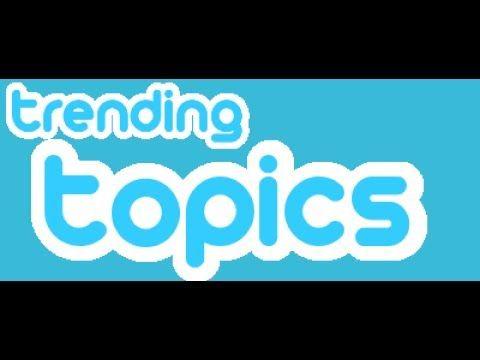 Cómo conocer los trendings topics de días anteriores en países o ciudades importantes.