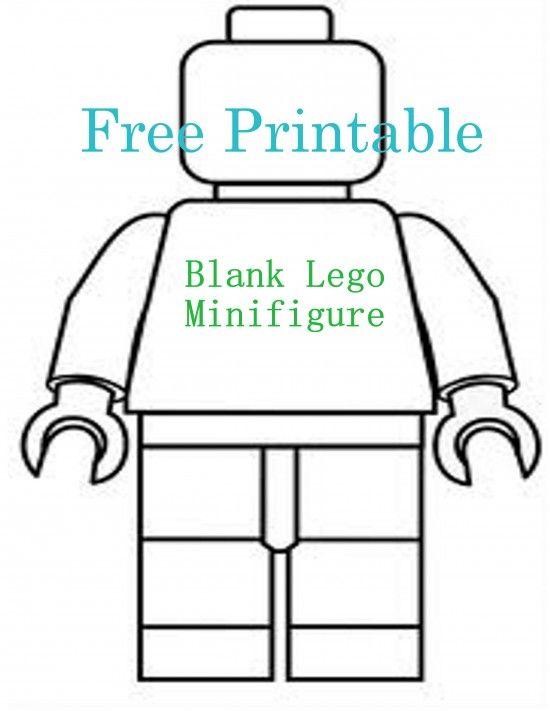 Lego Universe design your own minifigure