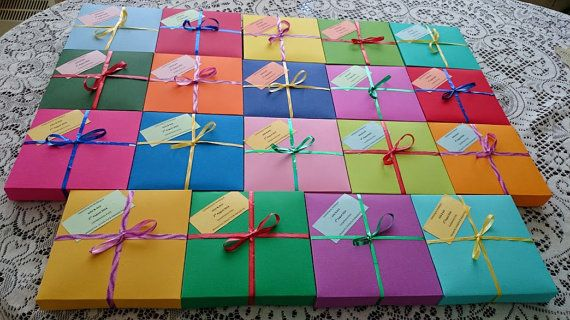 Handmade Personalised Custom Sized Gift Boxes/Favour by BavsCrafts