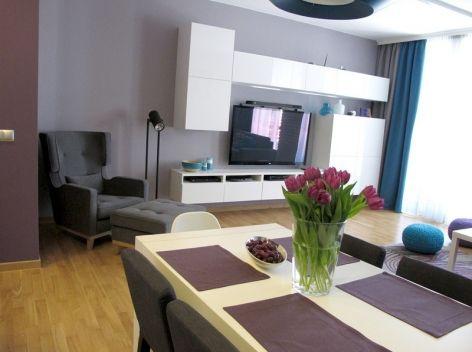 Aranżacja wnętrz - salon, kuchnia, sypialnia, łazienki, pokoje dla dzieci