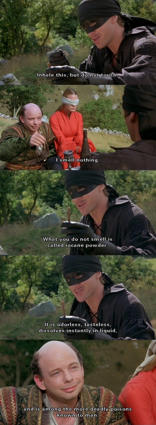 Funny Lines Princess Bride