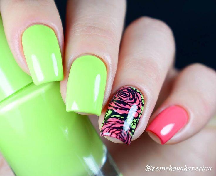 Mejores 10712 imágenes de Nice Nail Art Designs ! en Pinterest ...