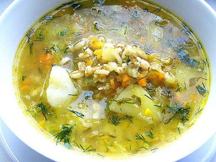 Вкусный рассольник с перловкой - пошаговый кулинарный рецепт с фото на Повар.ру