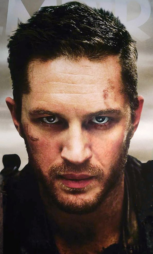 Tom Hardy | Empire magazine UK (Feb 2015) | Mad Max: Fury Road cover An edit based on a higher res image. If anyone could share an even better version, that would be lovely. #maxmad