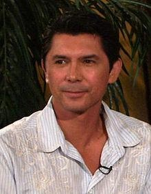 """Lou Diamond Phillips is awesome on A's """"Longmire."""""""