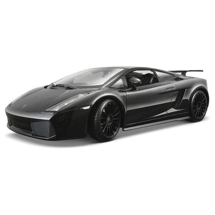 Maisto 2007 Lamborghini Gallardo Superleggera 1:18