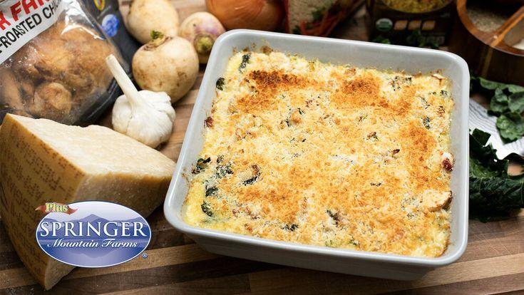Green Gumbo | Recipe (With images) | Gumbo recipe, Greens ...  |Kale Turnip Casserole