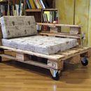 Chaise Longue Recycle Design  Originale, elegante, solida e comoda allo stesso tempo.  La Chaise Longue RD è un oggetto che da solo è in grado di riempire l'arredamento di un soggiorno/salotto,...