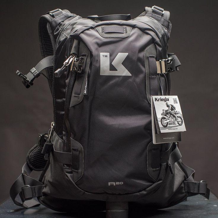 Kriega R20 Backpack front view