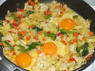 Eat High protein Meals for Breakfast to start your day,