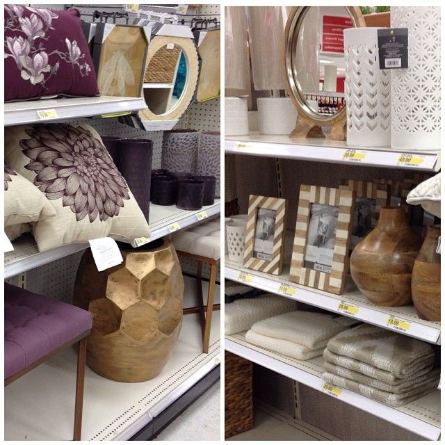 Target Home Furnishings: Target Home Decor Purple Gold