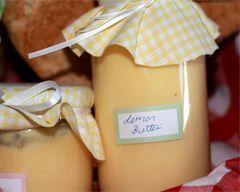 Lemon Butter Recipe - Cakes